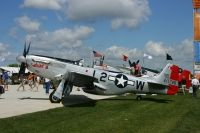Photo: Untitled, North American P-51 Mustang, 411746/N51YP