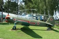Photo: Soviet Air Force, Yakovlov Yak-18