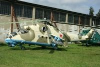 Photo: Russian Air Force, Mil Mi-24 Hind, 44