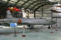 Photo: Spanish Air Force, Lockheed T-33 Shooting Star, E 15-5/41-8