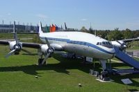 Photo: Lufthansa, Lockheed Super Constellation, D-ALEM