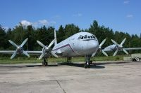 Photo: Rosslya State Transport Company, Ilyushin IL-18, RA-75516
