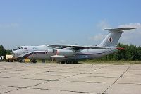 Photo: Rosslya State Transport Company, Ilyushin IL-76, RA-86906