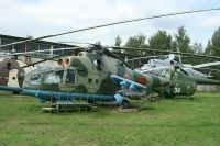 Photo: Russian Air Force, Mil Mi-24 Hind, 50