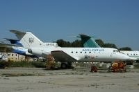 Photo: Moldovan Government, Yakovlov Yak-40, ER-YGD