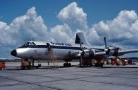 Photo: Trade Winds Cargo, Canadair CL-44, N103BB