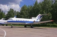 Photo: Rusline, Yakovlov Yak-40, RA-87981