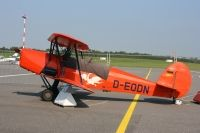 Photo: Untitled, Stampe Vertongen SV-4B, D-EODN