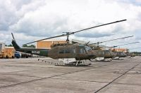Photo: Mosquito Control, Bell UH-1 Huey, N854M