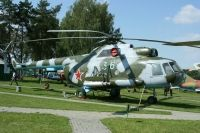 Photo: Belarus - Air Force, Mil Mi-8, Blue 36