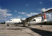 Photo: Cubana, Fokker F27 Friendship, CU-TI289