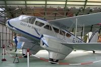 Photo: Olley Air Service, De Havilland DH-89A Dragon Rapide, EI-CYR