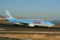 Photo: ArkeFly, Boeing 737-800, PH-TFB