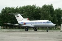 Photo: Untitled, Yakovlov Yak-40, RA-87565