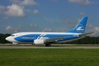 Photo: Dniproavia, Boeing 737-400, UR-DNC