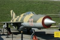 Photo: Soviet Air Force, MiG MiG-21, 02