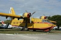 Photo: Spanish Air Force, Canadair CL-215, 43 01