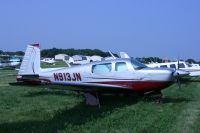 Photo: Untitled, Mooney M.20, N913JN
