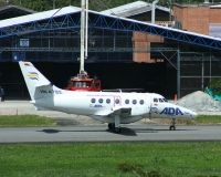 Photo: Ada Air, Hadley Page HP.137 Jetstream, HK-4792