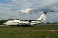 Photo: Untitled, Ilyushin IL-76, 5A-DKS