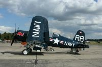 Photo: Red Bull (The Flying Bulls), Chance Vought F4U-5, OE-EAS