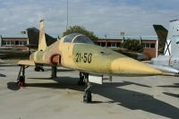 Photo: Spanish Air Force, Northrop F-5 Freendom Fighter/Tiger II, 21-50