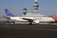 Photo: Onur Air, Airbus A300-600, TC-OAB