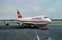 Photo: Trans World Airlines (TWA), Boeing 747SP, N58201