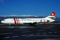 Photo: Air City, Sud Aviation SE-210 Caravelle, HB-IKD