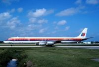 Photo: United Airlines, Douglas DC-8-71, N8071U