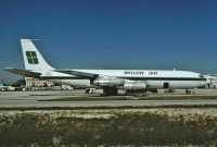 Photo: Millon Air, Boeing 707-300, N722GS