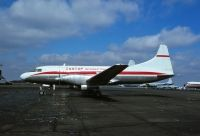 Photo: Zantop International Airlines, Convair CV-640, N73137