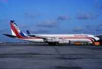 Photo: LAN Chile, Boeing 707-300, CC-CCE