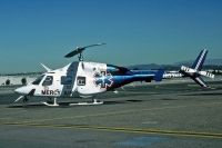 Photo: Mercy Airlift, Bell 222, N403MA
