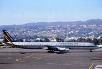 Photo: Pacific East Air, Douglas DC-8-63, N797FT