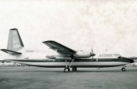 Photo: Aloha Airlines, Fairchild F27, N5094A