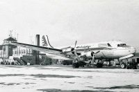 Photo: Capital Airlines, Douglas DC-4, N91072
