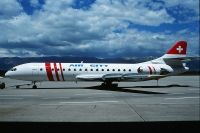 Photo: Air City, Sud Aviation SE-210 Caravelle, HB-ICJ