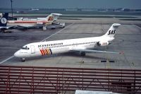 Photo: Scandinavian Airlines - SAS, Douglas DC-9-21, LN-RLO