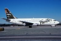 Photo: Frontier Airlines, Boeing 737-200, N921WA