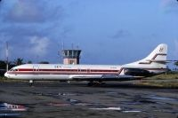 Photo: SEC Colombia, Sud Aviation SE-210 Caravelle, HK-3836