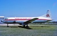 Photo: SMB Stage Lines, Convair CV-600, N3407
