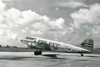 Photo: North Central Airlines, Douglas DC-3, N88854