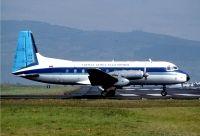 Photo: Fuerza Aerea Ecuatoriana, Hawker Siddeley HS-748, HC-BEY-FAE739