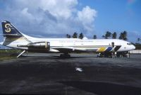 Photo: Lineas Aereas Suramericanas - LAS, Sud Aviation SE-210 Caravelle, HK-3837X