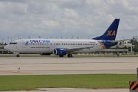 Photo: Direct Air, Boeing 737-400, N43XA