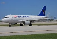 Photo: Air Jamaica, Airbus A319, 6Y-JAD