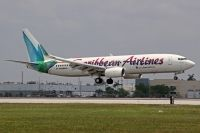 Photo: Caribbean Airlines, Boeing 737-800, 9Y-PBM