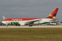 Photo: Avianca, Boeing 767-200, N988AN