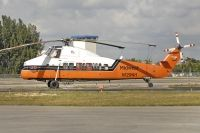 Photo: Midwest Helicopter Service, Sikorsky S-58, N129NH
